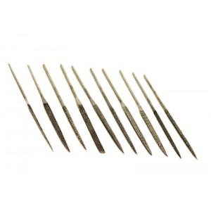 Jeu de 10 râpes à bois 4 mm
