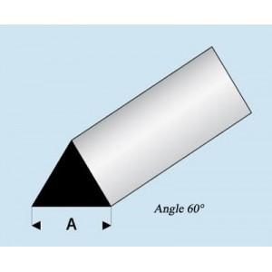 Profilé en triangle 60°