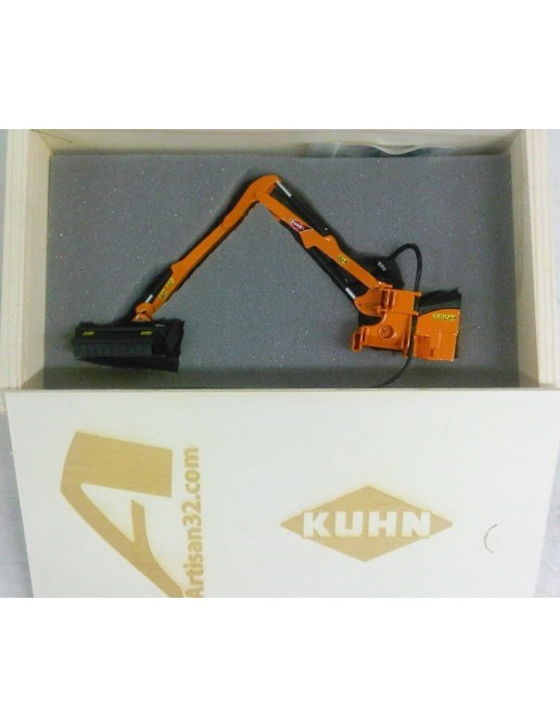 EPAREUSE KUHN MULTI-LONGER 5551 ORANGE DDE