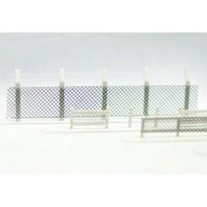 Grille PVC diagonale185x290x0,32mm