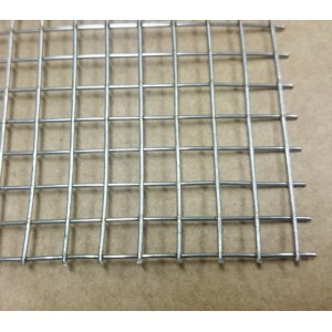 Grille Inox maille 6 mm -...
